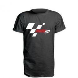 Удлиненная футболка MOTO GP