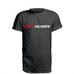 Подовжена футболка Mugen Logo