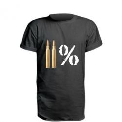 Подовжена футболка Одинадцять відсотків