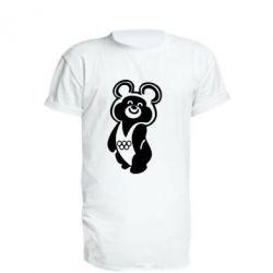 Подовжена футболка Олімпійський Ведмедик