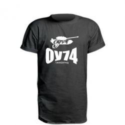 Подовжена футболка Оу-74
