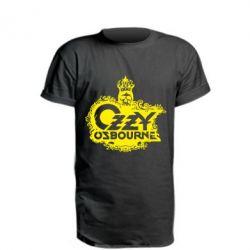 Удлиненная футболка Оззи Озборн