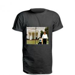 Подовжена футболка Пабло Ескобар