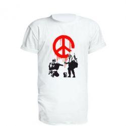 Подовжена футболка Pacific