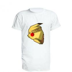 Подовжена футболка Pikachu