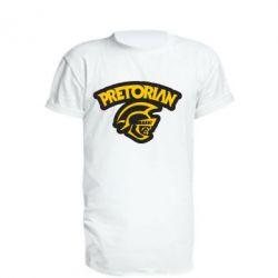 Подовжена футболка Pretorian