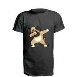 Подовжена футболка Pug Swag