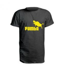Подовжена футболка Pumba