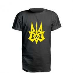 Удлиненная футболка Революційний Герб