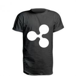 Подовжена футболка Ripple