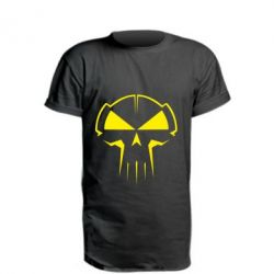 Удлиненная футболка rotterdam terror corps