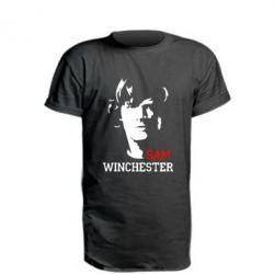 Подовжена футболка Sam Winchester