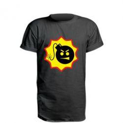 Удлиненная футболка Serious Sam