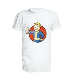 Подовжена футболка Shelter