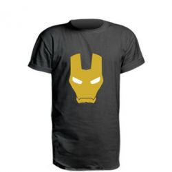 Подовжена футболка Шолом Залізної Людини