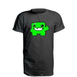 Подовжена футболка Smile!