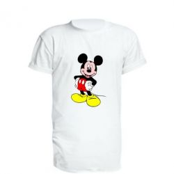 Подовжена футболка Сool Mickey Mouse