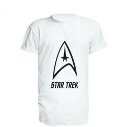 Подовжена футболка Star Trek