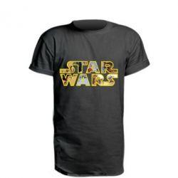 Подовжена футболка Star Wars 3D