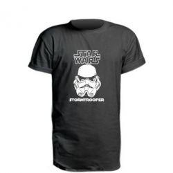 Подовжена футболка STAR WARS