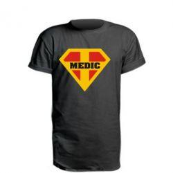 Подовжена футболка Super Medic