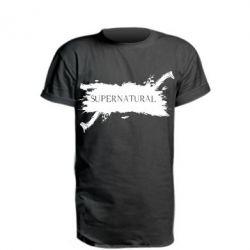 Подовжена футболка Надприродне
