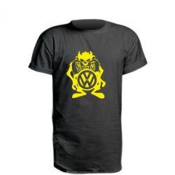 Подовжена футболка Тасманійський диявол Volkswagen