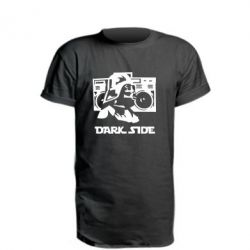 Удлиненная футболка Темная сторона Star Wars