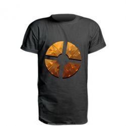 Подовжена футболка TF 2
