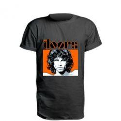 Подовжена футболка The Doors
