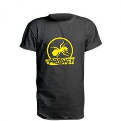 Подовжена футболка The Prodigy мураха