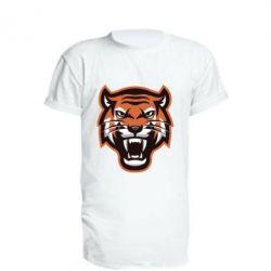 Подовжена футболка Tiger