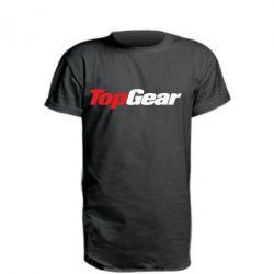 Подовжена футболка Top Gear