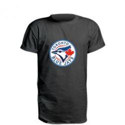 Подовжена футболка Toronto Blue Jays