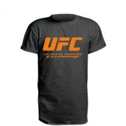 Удлиненная футболка UFC
