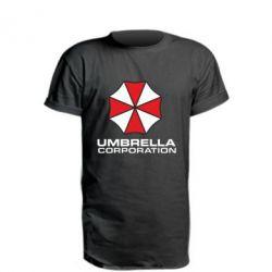 Удлиненная футболка Umbrella