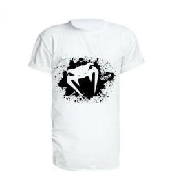Удлиненная футболка Venum Art