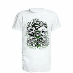 Удлиненная футболка Venum Brazilian Fighters