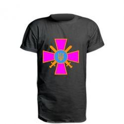 Удлиненная футболка Військо України