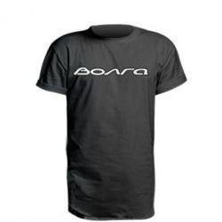 Удлиненная футболка Волга