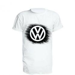 Подовжена футболка Volkswagen art