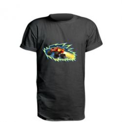 Подовжена футболка Вспиш 2