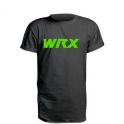 Подовжена футболка WRX
