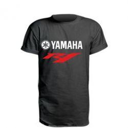 Удлиненная футболка Yamaha R1