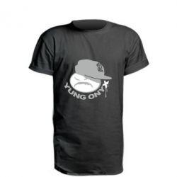 Подовжена футболка Yung ONYX