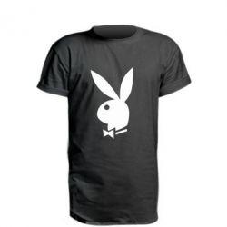 Подовжена футболка Заєць Playboy