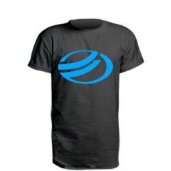 Удлиненная футболка ZAZ