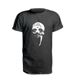 Удлиненная футболка Зомби (Ходячие мертвецы) - FatLine