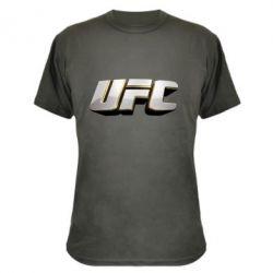 Камуфляжная футболка UFC 3D