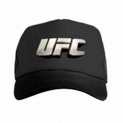 Кепка-тракер UFC 3D - FatLine